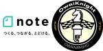 Note-logo_with_Owaiknight-Logo